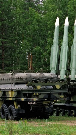 Buk, missile system, Gadfly, SAM system, 9K317, Buk-M2, Russian Army (vertical)