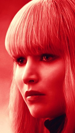 Red Sparrow, Jennifer Lawrence, 4k (vertical)