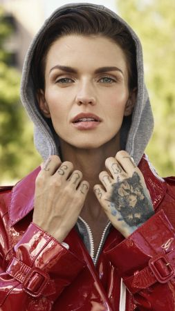 Ruby Rose, photo, 5k (vertical)