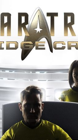 Star Trek: Bridge Crew, poster, VR, 4k (vertical)
