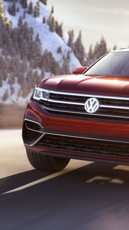 VW Atlas Cross Sport, SUV, Cars 2019 (vertical)
