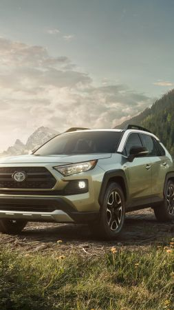 Rav 4, SUV, Cars 2019 (vertical)