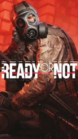 Ready Or Not, poster, 4k (vertical)