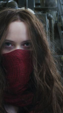 Mortal Engines, Hera Hilmar, 4k (vertical)
