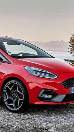 Ford Fiesta ST, 2018 Cars, 4K, 5K (vertical)