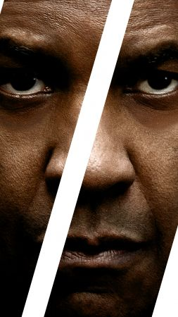 The Equalizer 2, Denzel Washington, 4K (vertical)