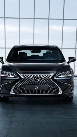 Lexus ES, 2019 Cars, 4K (vertical)
