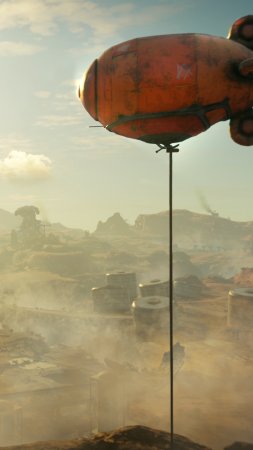 Rage 2, screenshot, 4K (vertical)