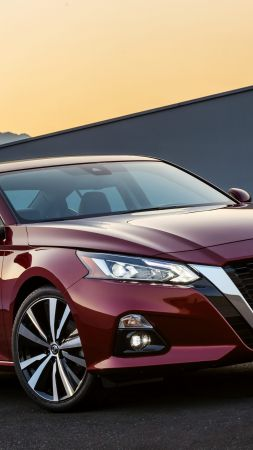Nissan Altima, 2019 Cars, 4K (vertical)
