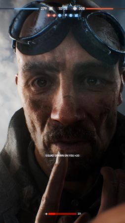 Battlefield 5, screenshot, 4K (vertical)