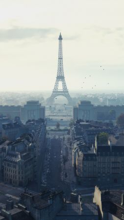 Paris, World of Tanks 1.0.2, 4K, 6K (vertical)