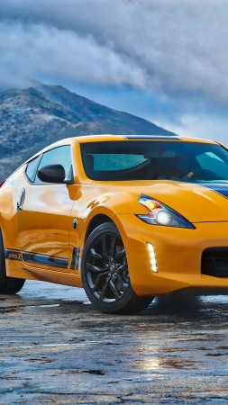 Nissan 370Z Heritage Edition, 2019 Cars, 4K (vertical)