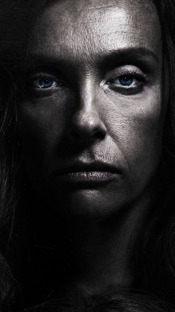 Hereditary, Toni Collette, 4K (vertical)