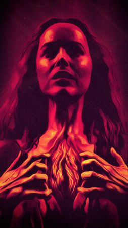 Suspiria, Dakota Johnson, poster, 4K (vertical)