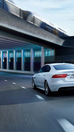 Jaguar XE 300 Sport, 2019 Cars, luxury cars, 5K (vertical)