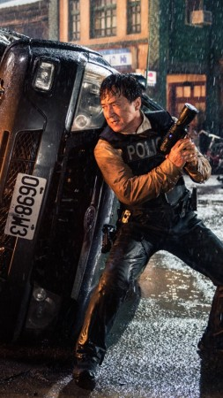 Bleeding Steel, Jackie Chan, 4K (vertical)