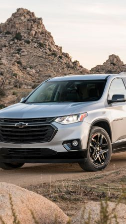 Chevrolet Traverse, SUV, 2018 Cars, 5K (vertical)