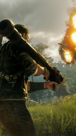 Just Cause 4, E3 2018, screenshot, 4K (vertical)