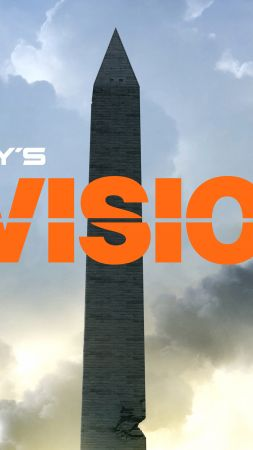 Tom Clancy's The Division 2, E3 2018, poster, 4K (vertical)