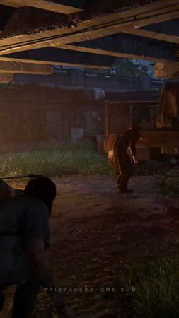 The Last of Us: Part 2, E3 2018, screenshot (vertical)