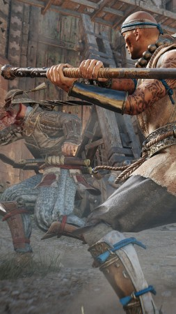 For Honor, E3 2018, screenshot, 4K (vertical)