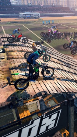 Trials Rising, E3 2018, screenshot, 4K (vertical)