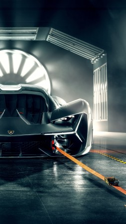 Wallpapers Lamborghini Terzo Millennio 3 Images