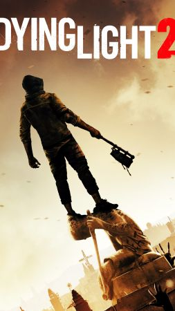 Dying Light 2, E3 2018, poster, 8K (vertical)