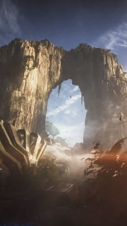 Anthem, E3 2018, screenshot, 4K (vertical)
