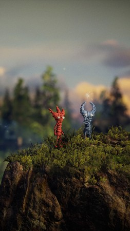 Unravel 2, E3 2018, screenshot, 4K (vertical)
