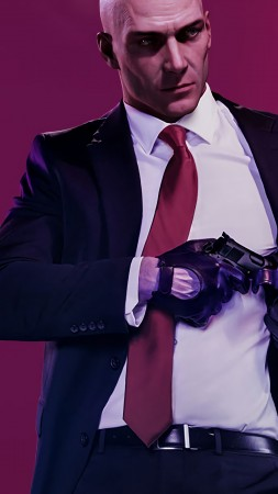 Hitman 2, E3 2018, artwork, poster, 4K (vertical)