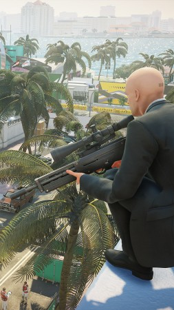 Hitman 2, E3 2018, screenshot, 4K (vertical)