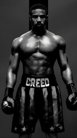 Creed 2, Adonis Johnson, poster, 7K (vertical)