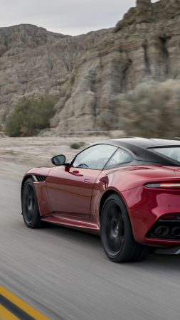 Aston Martin DBS Superleggera, 2019 Cars, 5K (vertical)