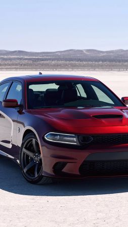 Dodge Charger Sports, 2019 Cars, 4K (vertical)