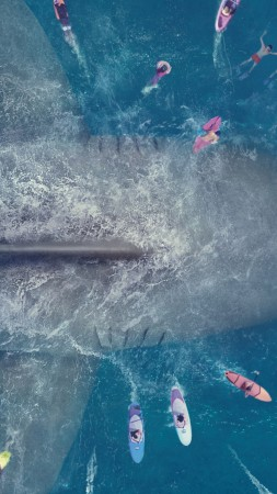 The Meg, poster, 8K (vertical)