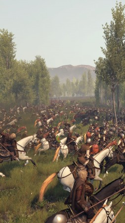 Mount & Blade II: Bannerlord, screenshot, 4K (vertical)