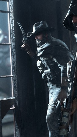 Hunt: Showdown, poster, 4K (vertical)