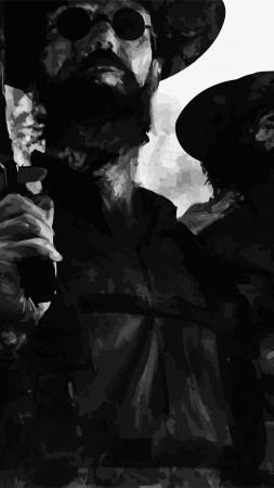 Hunt: Showdown, artwork, poster, 10K (vertical)