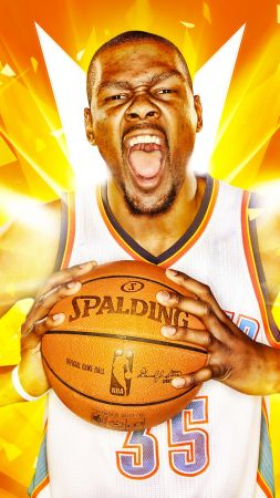 Kevin Durant, Golden State Warriors, Basketball, NBA (vertical)