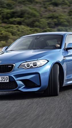 ... BMW M2 Competition, 2019 Cars, 4K (vertical)