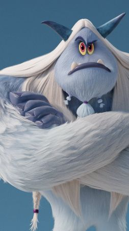 Smallfoot, poster (vertical)