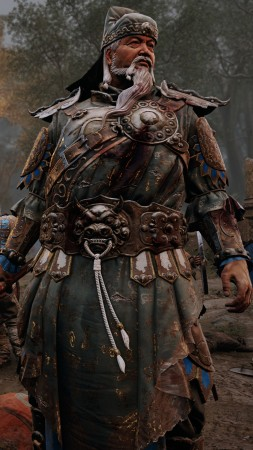 For Honor, Gamescom 2018, screenshot, 4K (vertical)