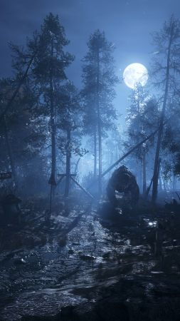 Metro Exodus, Gamescom 2018, screenshot, 4K (vertical)