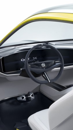 Opel GT X Experimental Concept, 2018 Cars, crossover, 5K (vertical)