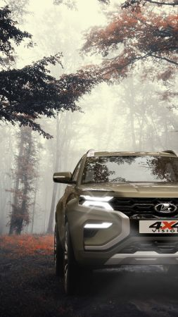Lada 4x4 Vision, 2020 Cars, SUV, 5K (vertical)
