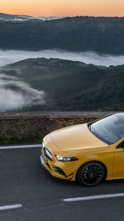 Mercedes-Benz A35 AMG 4Matic, 2019 Cars, 8K (vertical)