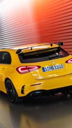 Mercedes-Benz A35 AMG 4Matic, 2019 Cars, 5K (vertical)