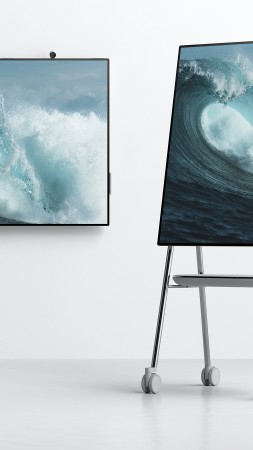 Microsoft Surface Hub 2, 4K (vertical)