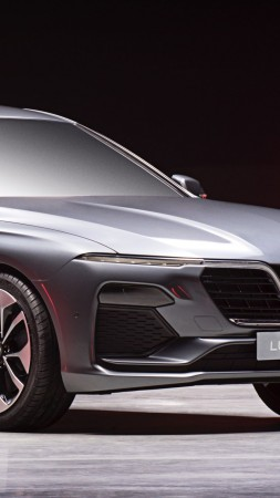 VinFast LUX A2.0 sedan, 2019 Cars, 4K (vertical)